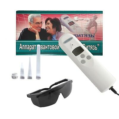 Cold Laser Vityas Quantum therapy device for chiropractic LLLT. 110V/220V