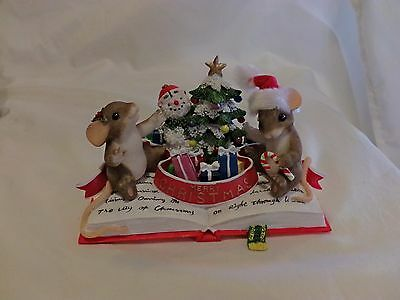 Charming Tails The Joy Of Christmas Can Pop-Up Anywhere 97/136  DEAN GRIFF (61)