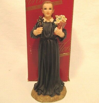 St. Gerard Small Figurine by Roman