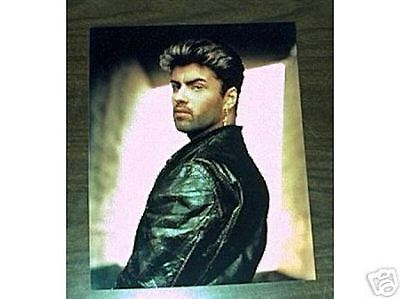 George Michael - 8 X 10 Vintage Photo