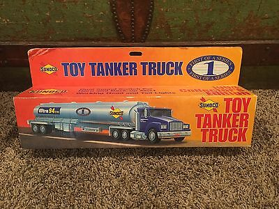 SUNOCO Collector's Edition TOY TANKER TRUCK 1994 Limited 1st Issue SEALED CIB