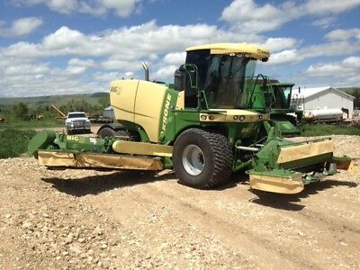 2015 KRONE Big M 420 Swathers & Windrowers