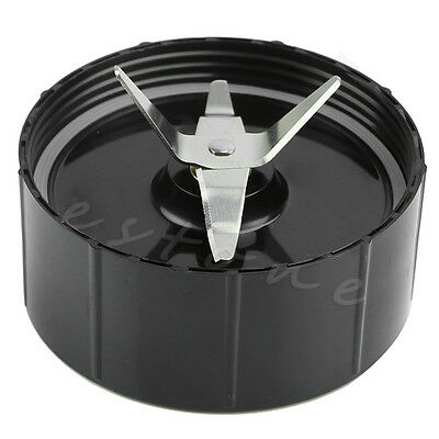 New Cross Blade Replacement Part For Magic Bullet Included Rubber Gear Seal Ring