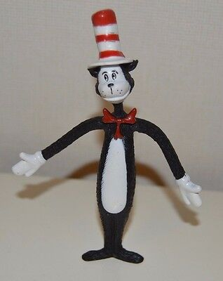 Dr Seuss Cat in the Hat Toy Figure Official