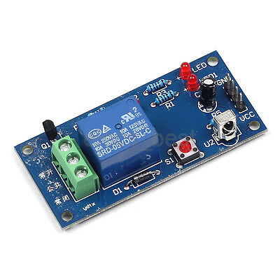 5V 1 Channel HX1838 Learning Infrared Remote Control IR Switch Relay Module