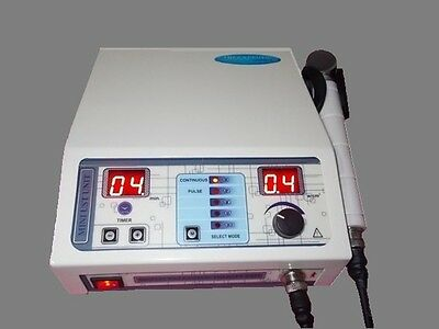 Ultrasound  Pain Therapy Machine 1 Mhz Compact Model PT UN Physiotherpay CC09@!#