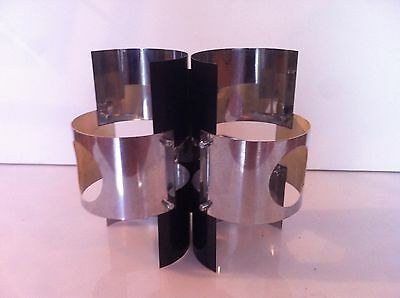 1960s-70s Space Age Mid Century Panton Colombo Era Sconce Wall lamp light Atomic
