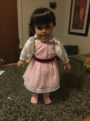 American Girl Samantha Doll In Outfit Pictured