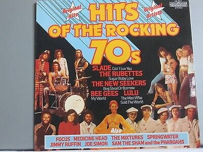 Hits Of The Rocking 70s *LP* CONTOUR CN 2011