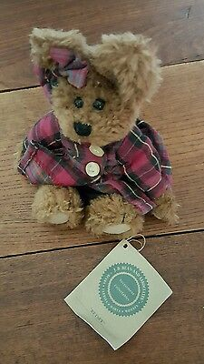 Vintage Boyds Bears Betsey 7""