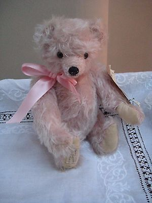 "Dean's Rag Book Collector's 'Debbie' 11"" Teddy Bear With Certificate"