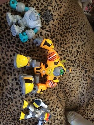 """FISHER-PRICE PLANET HEROES ASTEROID TINY 5"""" ACTION FIGURE Mattel 2006"""