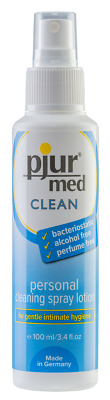 spray antibatterico Pjur Med Clean Spray
