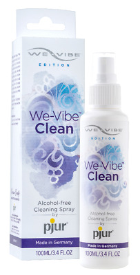 spray detergente antibatterico Pjur We-Vibe Clean