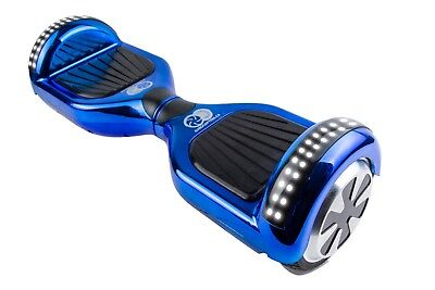 Hooverboard Limited edition carbon fiber electric scooter + Bluetooth music + UL