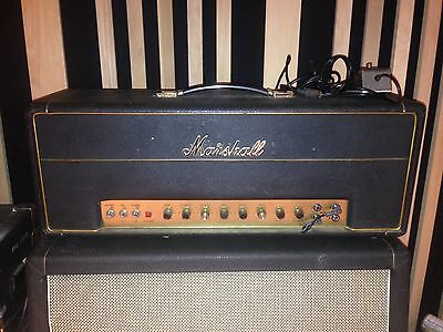 1969 Marshall Plexi Super Tremelo 100 watt head