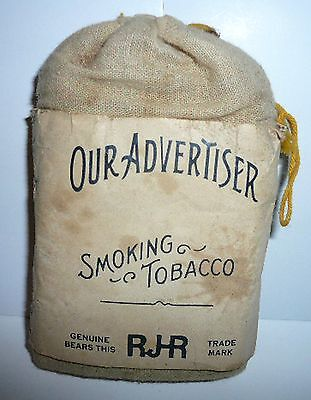 OUR ADVERTISER R.J. Reynolds Tobacco Pouch