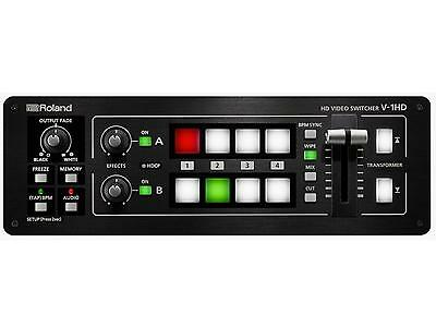 ROLAND V1HD Mixer video full hd 4 canali / 12 canali audio