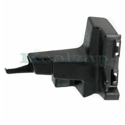 10-13 Benz E-Class Front Bumper Cover Lower Retainer Mounting Bracket Right Side
