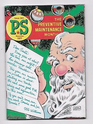 1977 ARMY PS MAGAZINE Preventive Maintenance Monthly Issue 301