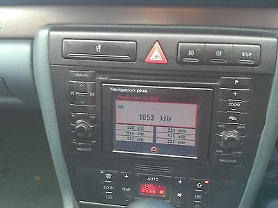 2000 Audi B5 A4 S4  Breaking  Double Din  Cup Holder