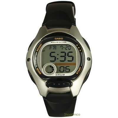 Casio Women's Illuminator 10-Year Battery Digital Watch LW200-1AV