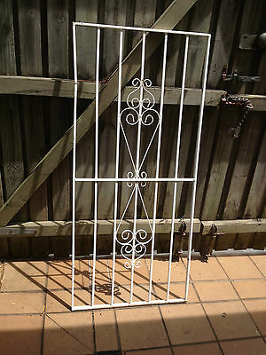 security  window grill  -  pick up Tempe 2044