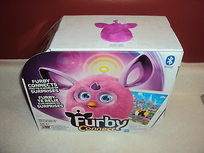 Furby Purple Connect Friends Bluetooth Hasbro New Sealed Free Usa Shipping