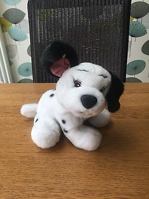 Disney 101 Dalmatians Soft Toy  Dog Lovely Condition