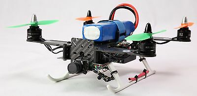 Indy 250-Plus Racing Drone + FPV200 camera & Transmitter (BNF/PNF)