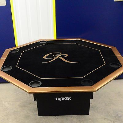 Folding Table Top Poker Table with accessories