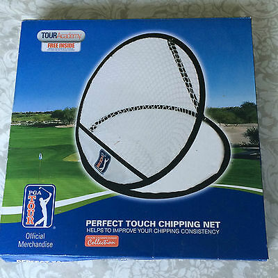 New Pga Tour Perfect Touch Practice Chipping Net