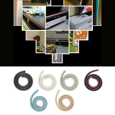 Multi-Colors U-Shape 2M Thicken Baby Safety Rubber Corner Protective Bar GT