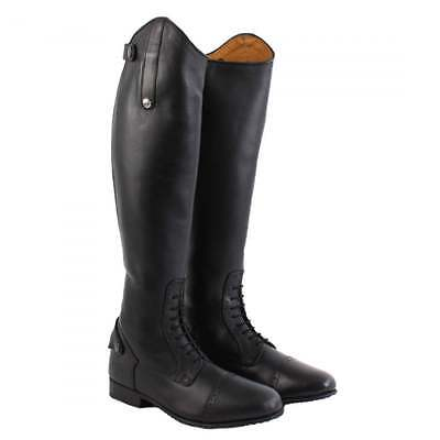 Mark Todd Long Leather Competition Field Boot (Std/Wide-Calf)