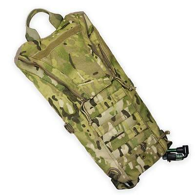 Bulldog Military Army Tactical MOLLE Hydration Pack Rucksack Bag 3L MTP Multicam