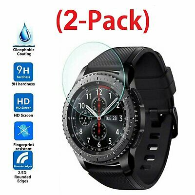 MagicShieldz® Tempered Glass Screen Protector For Samsung Gear S3 Frontier