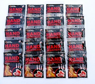 Little Hotties Hand & Glove Warmers 20Pairs = 40 Warmers - Long use By Date