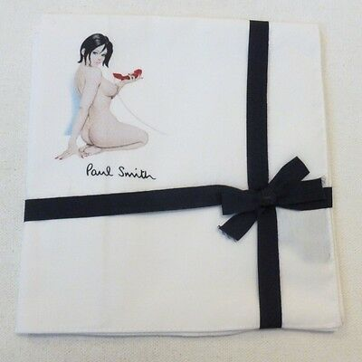 Paul Smith - Nude lady   CLASSIC PAUL SMITH DESIGNER HANDKERCHIEF