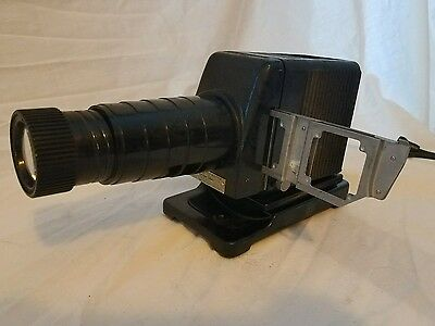 Vintage Kodak Kodaslide Model 2A Slide Projector with Kodaslide Changer