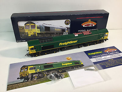 Bachmann 32-726K Class 66 No 66540 Ruby in Freightliner Livery - Limited Edition