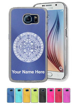 Personalized Case for Galaxy S3 S4 S5 S6 S7 - Aztec Calendar, Mexico, Mexican