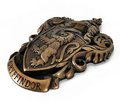 Gryffindor House Crest : Noble Collection - (New)