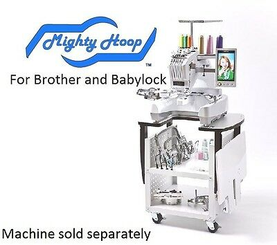 Mighty Hoop Sizes for Brother PR/Babylock