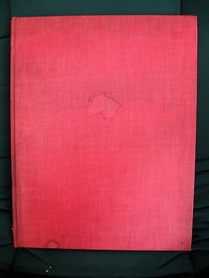 William R. Leigh 1933  THE WESTERN PONY Art Book American West Cowboys Indians