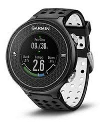 GARMIN Approach S6 Golf GPS Watch Waterproof 38000 Courses NOH  - Black