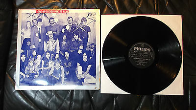 LP GROUP 1850 - AGEMO'S TRIP TO MOTHER EARTH Org.UK 1.Press. 1969 NM SBL 7884