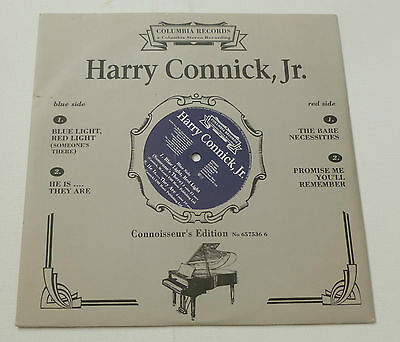 """Harry Connick Jr - Blue light red light (someone's there)     UK 10"""""""