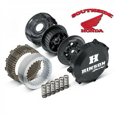 Hinson Complete Billetproof Convention Clutch Kit 8 Plate Crf450R 2017