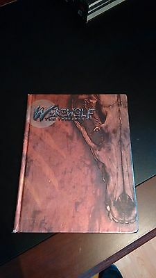 Werewolf the Forsaken RPG White Wolf World Of Darkness