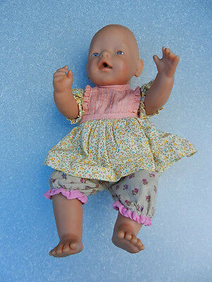 ROEDENTAL Vintage BABY DOLL Zapf Creation 2004 New Born